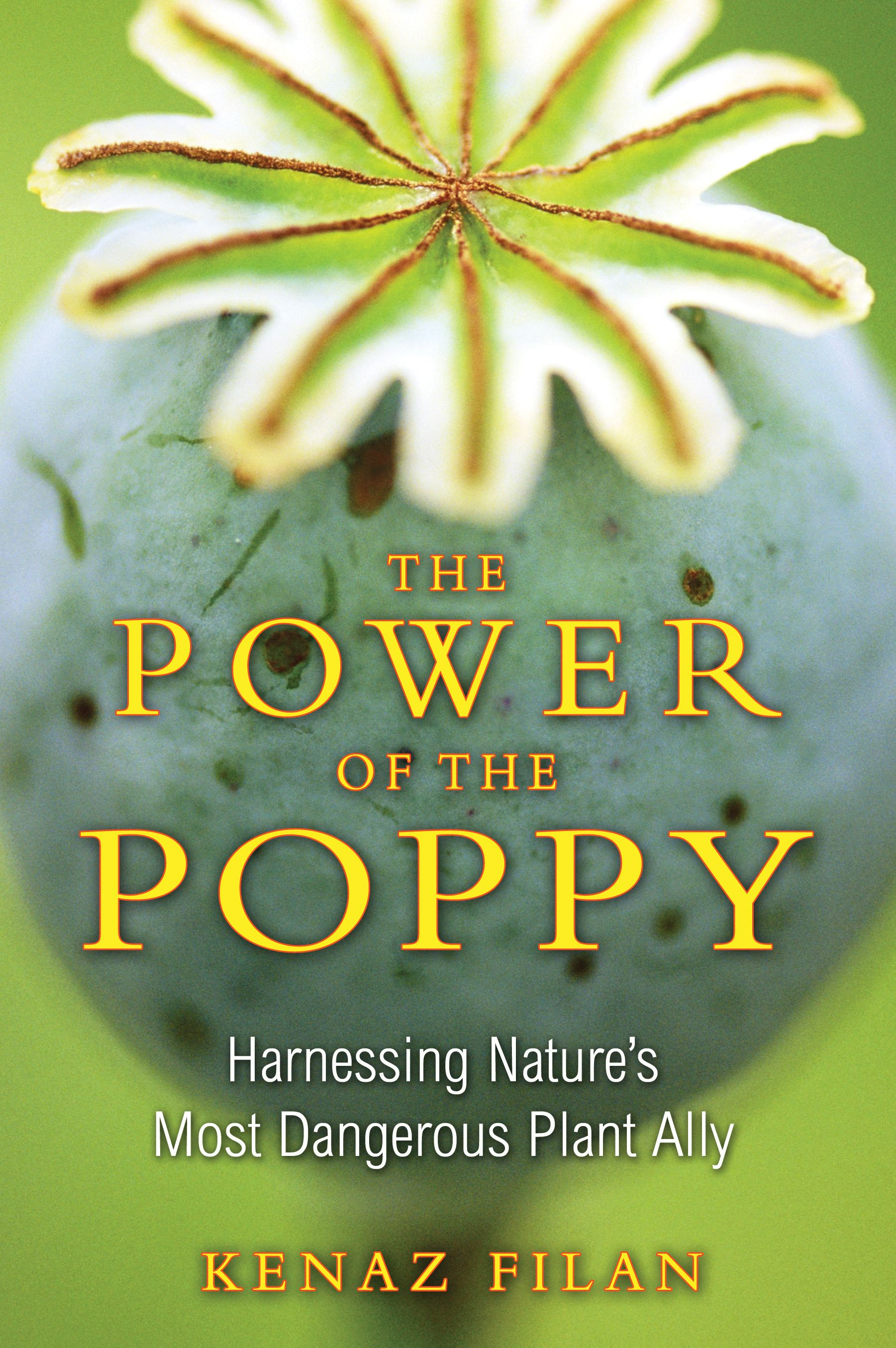 The power of the poppy 9781594773990 hr