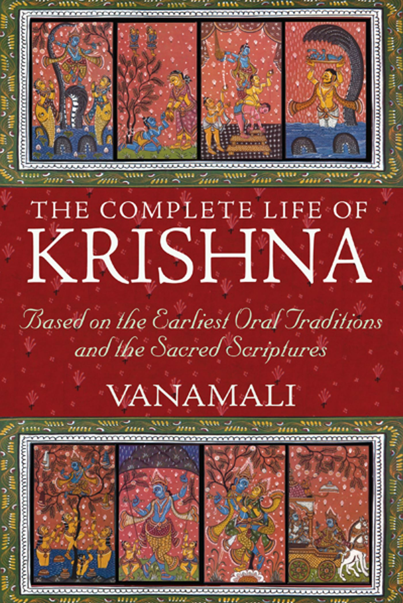 The complete life of krishna 9781594774751 hr