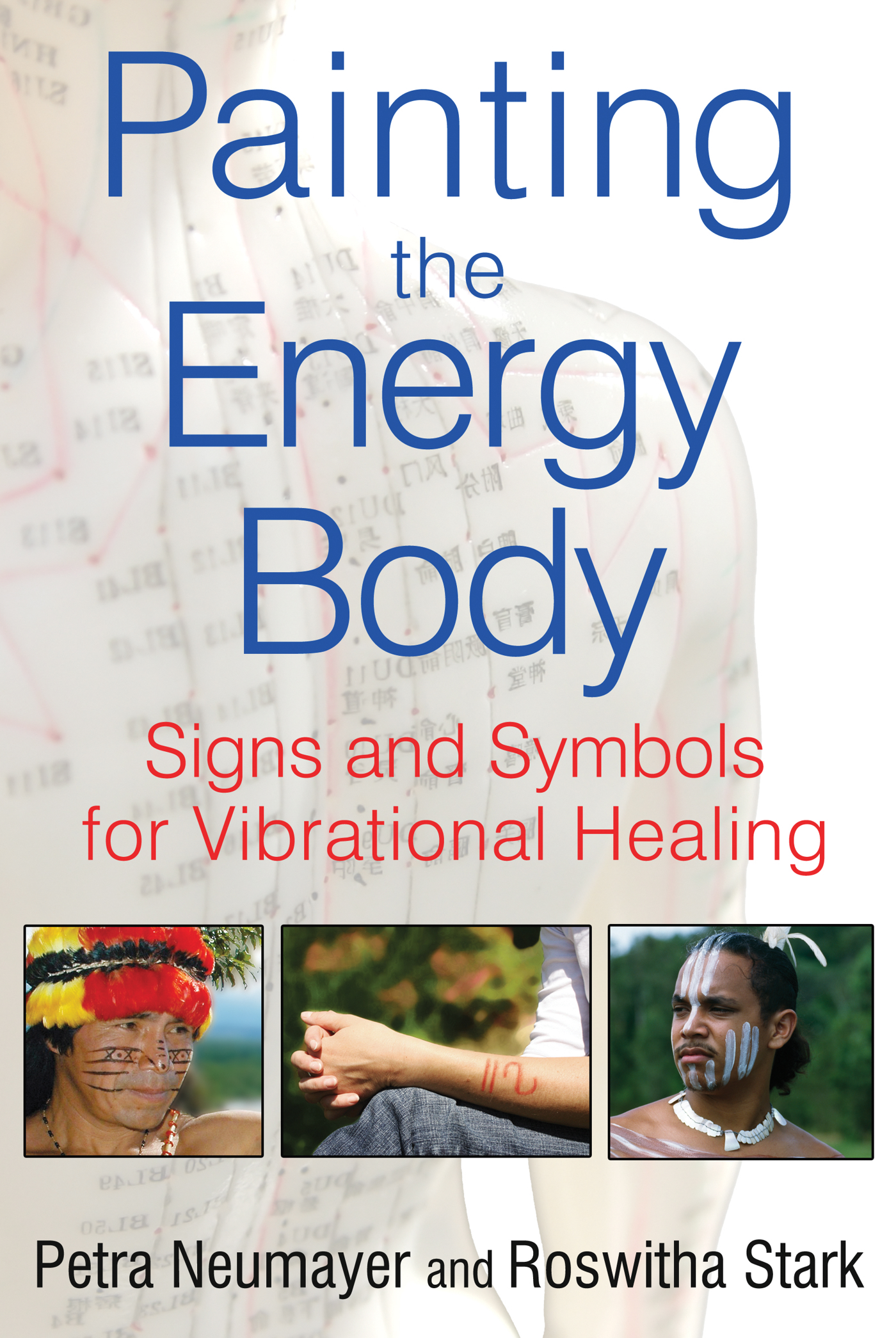 Painting the energy body 9781594774805 hr