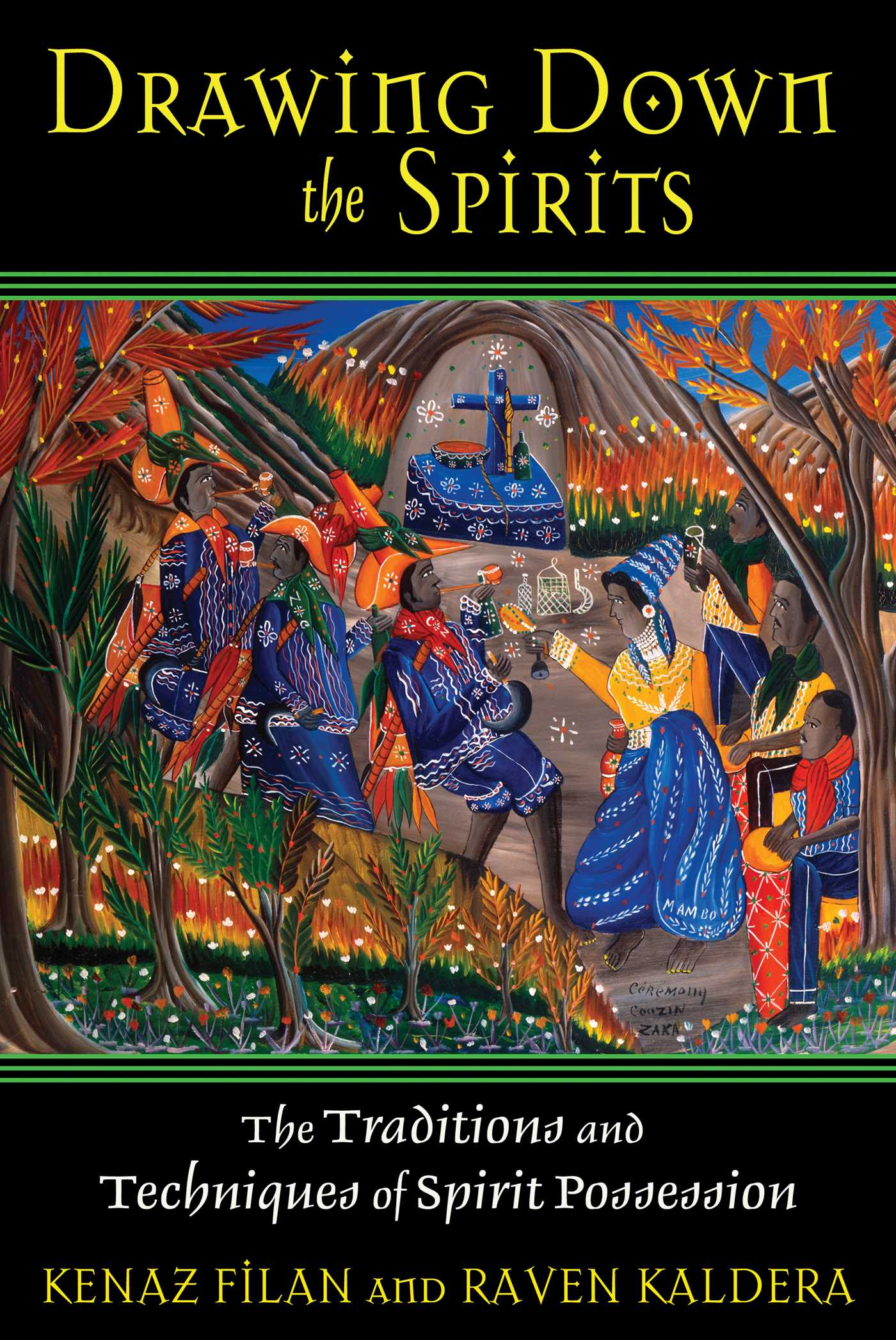 Sacred arts of haitian vodou ebook array drawing down the spirits ebook by kenaz filan raven kaldera rh simonandschuster fandeluxe Image collections