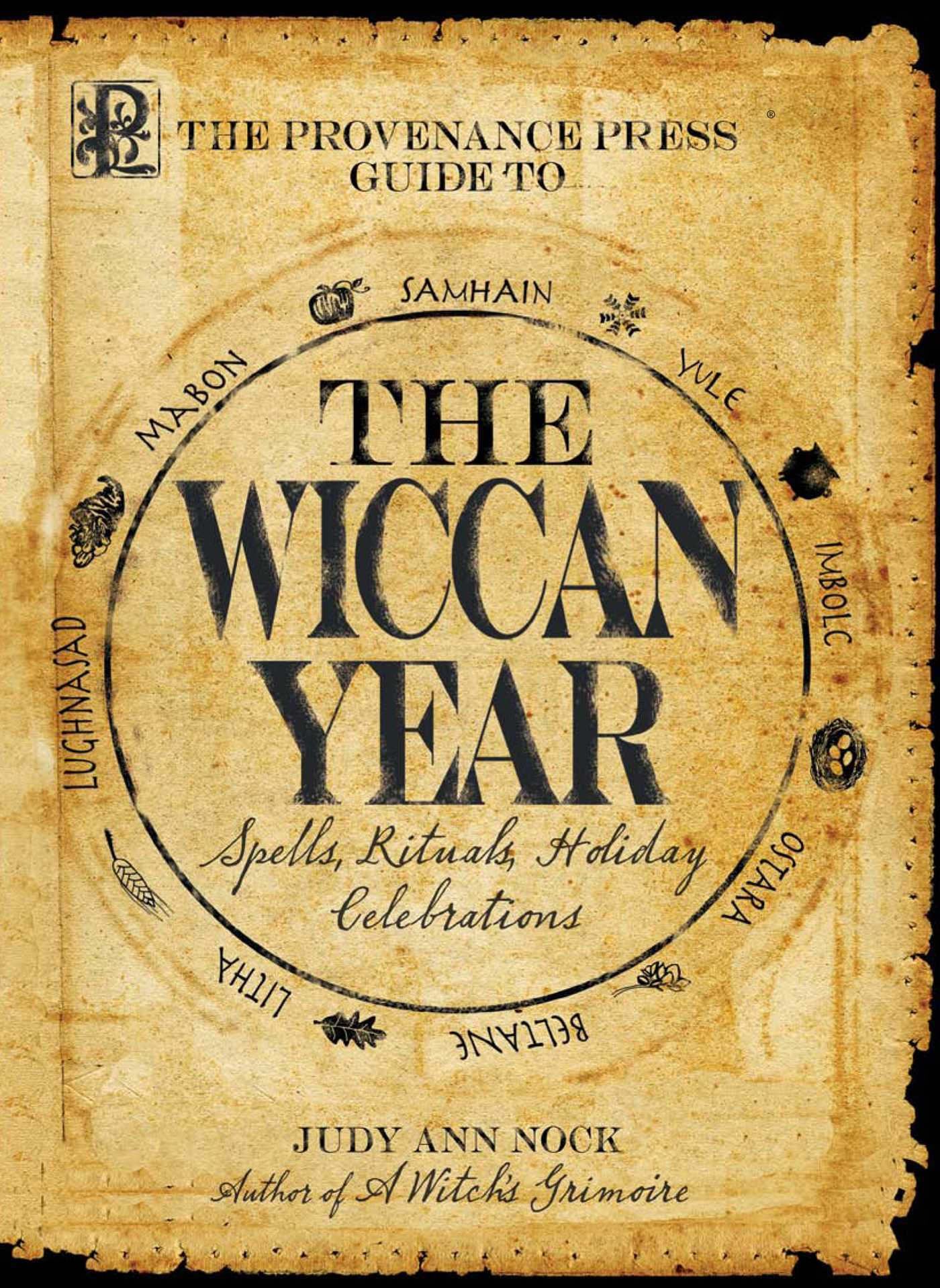 The provenance press guide to the wiccan year 9781598691252 hr