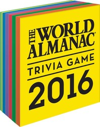 The World Almanac 2016 Trivia Game