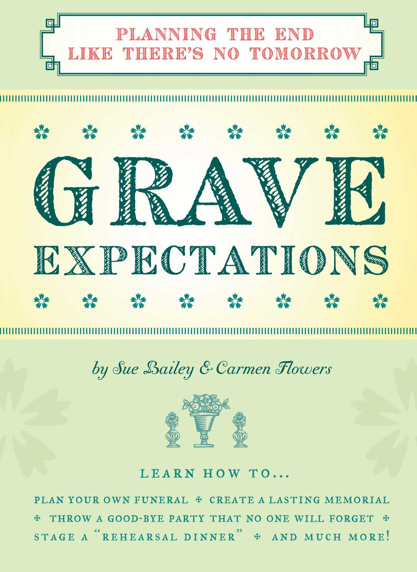 Grave expectations 9781604330212 hr