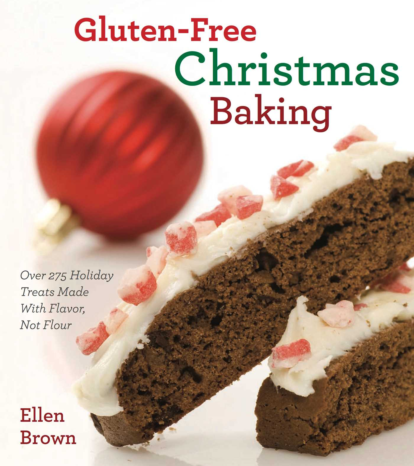 Gluten free christmas baking 9781604335569 hr