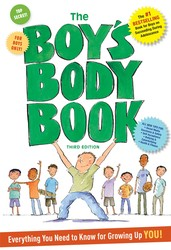 The Boy's Body Book: Third Edition