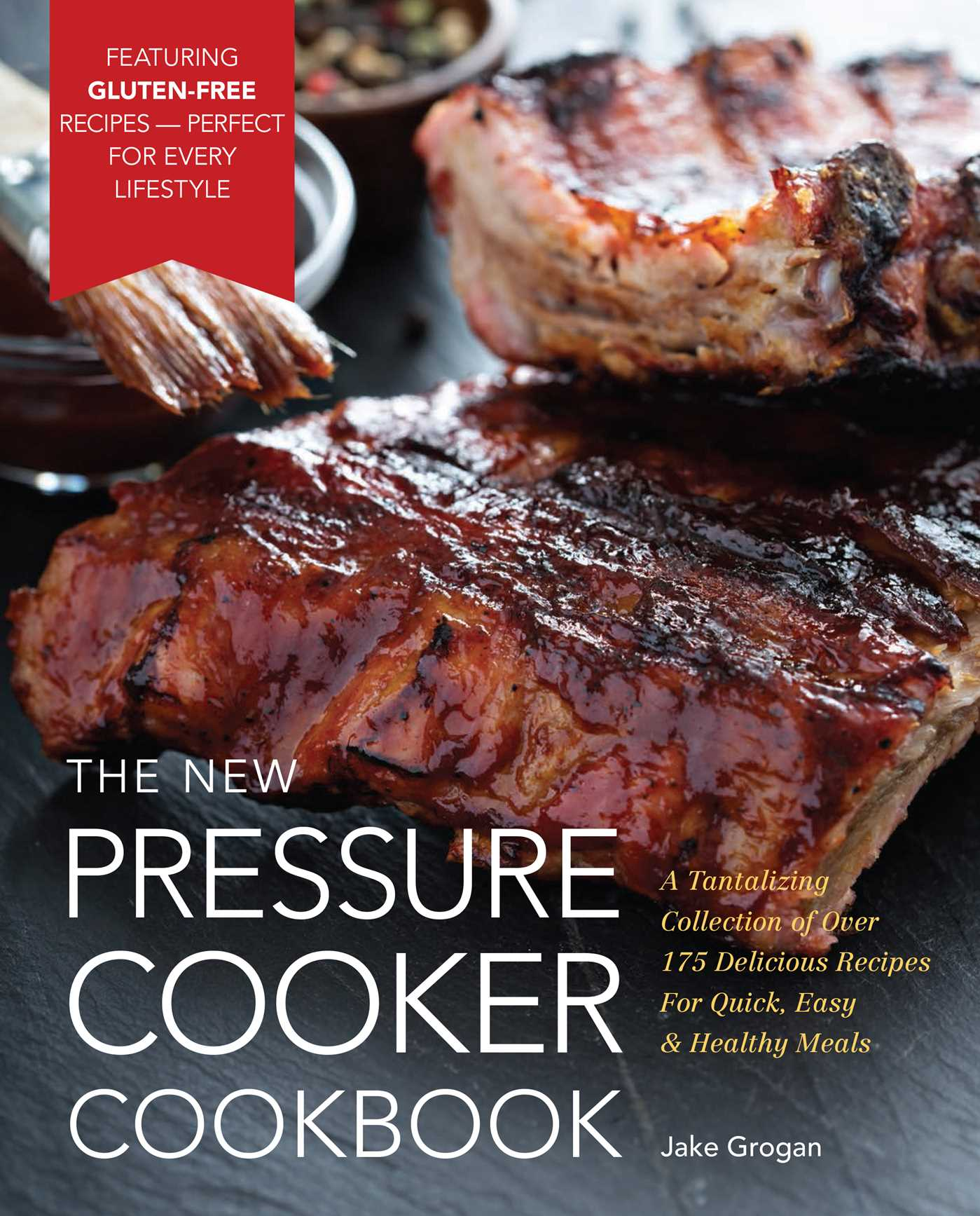 The new pressure cooker cookbook 9781604337150 hr