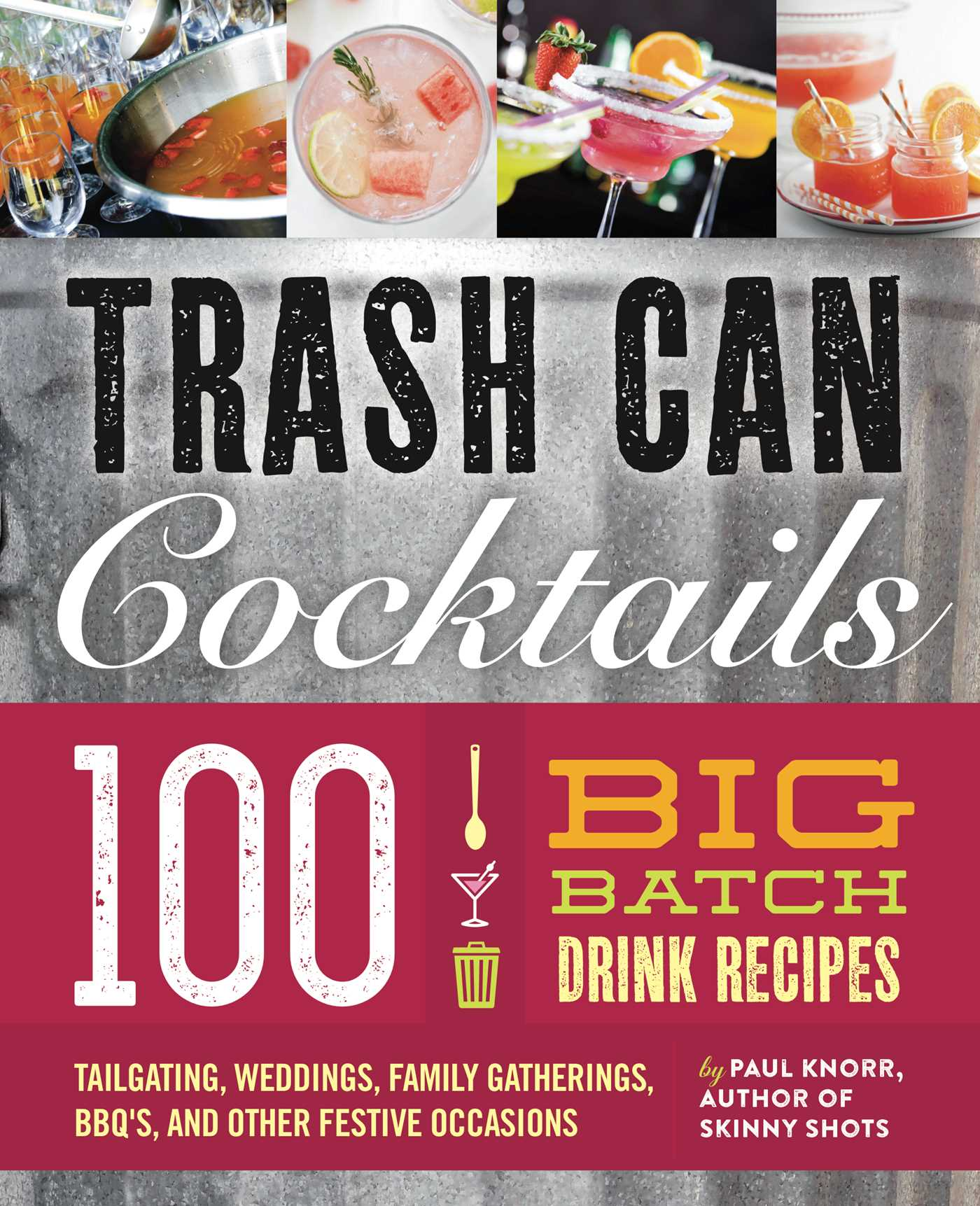 Trash can cocktails 9781604337235 hr
