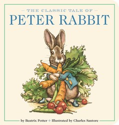 The Peter Rabbit Oversized Padded Board Book