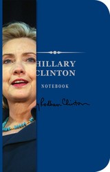 Hillary Rodham Clinton Notebook