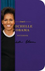 Michelle Obama Signature Notebook