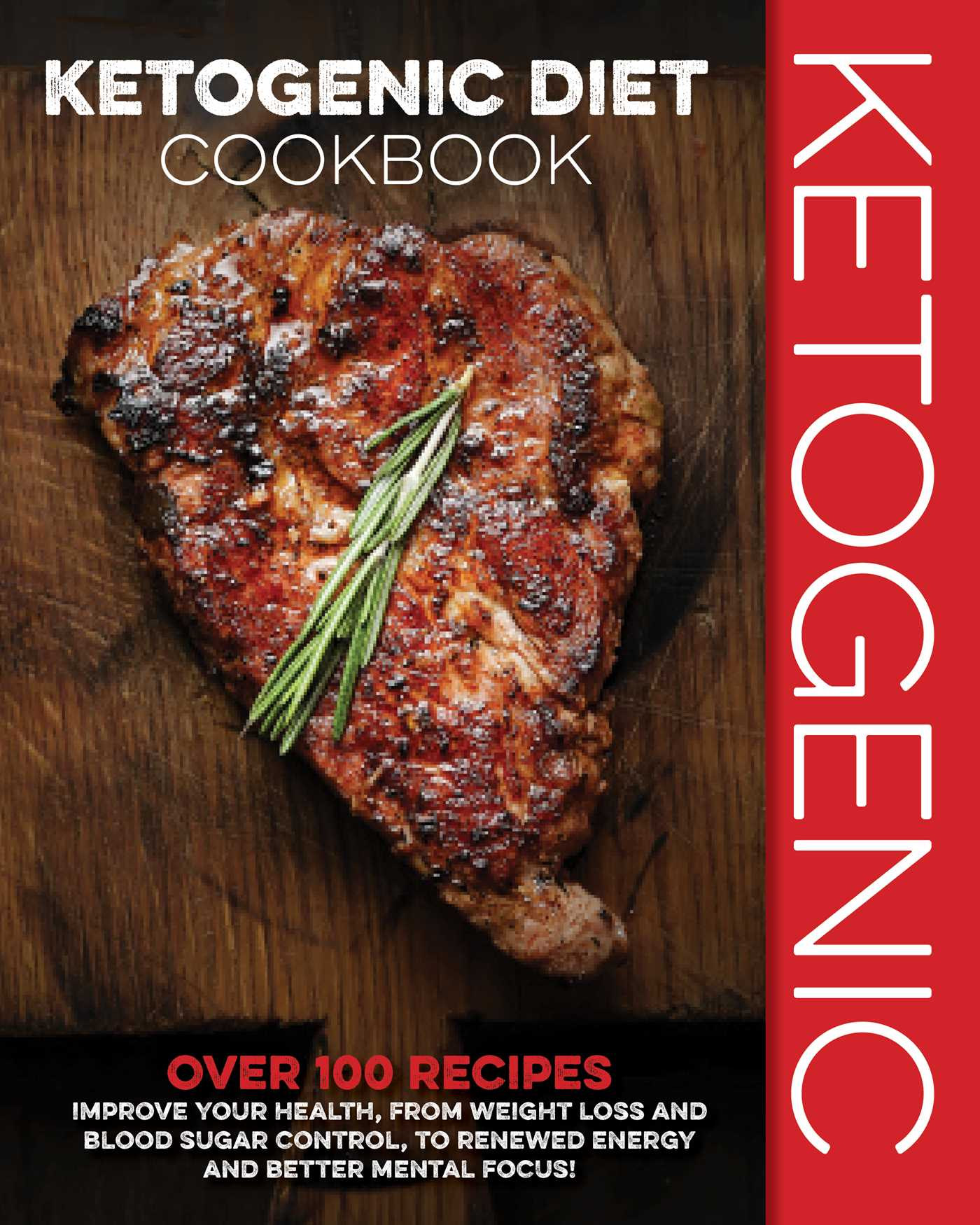 The ketogenic diet cookbook 9781604337945 hr