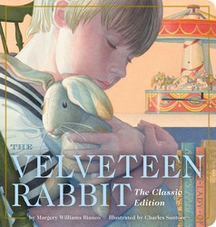 The Velveteen Rabbit Oversized Padded Board Book