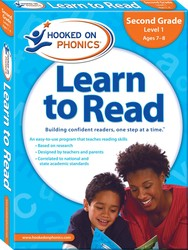 Hooked on Phonics Learn to Read - Second Grade