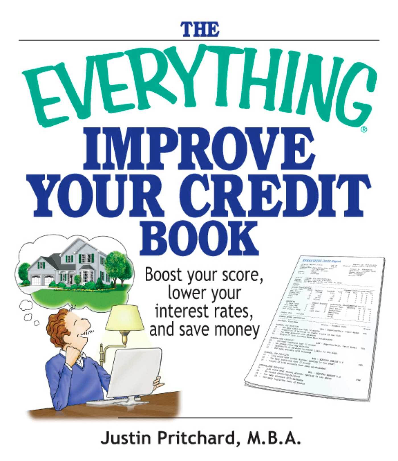 The Everything Improve Your Credit Book 9781605502816 Hr The Everything  Improve Your Credit Book Ebook By How To Check Your Credit Score · Build
