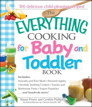The everything cooking for baby and toddler book ebook by shana the everything cooking for baby and toddler book forumfinder