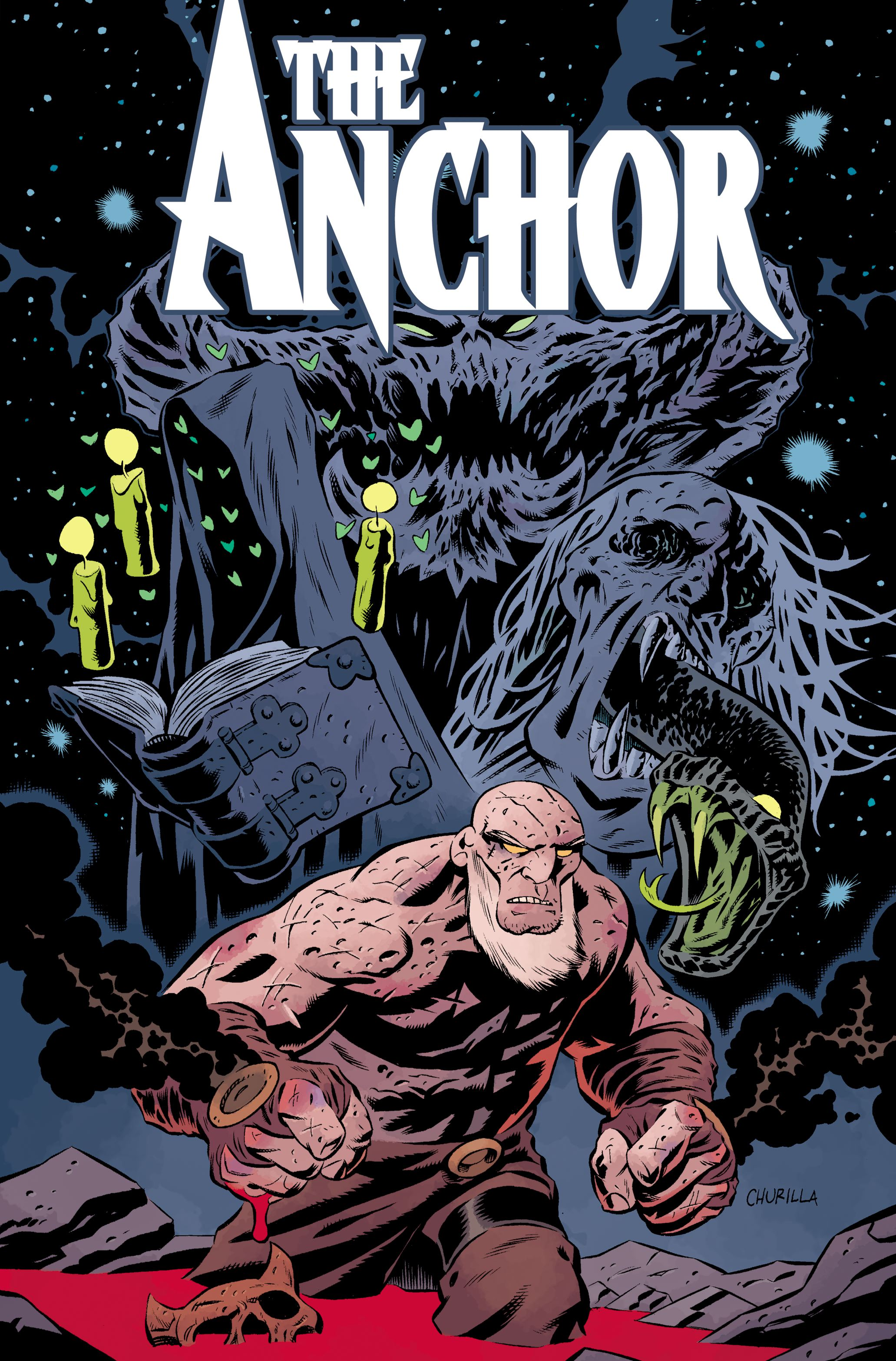 The anchor vol 1 9781608860203 hr