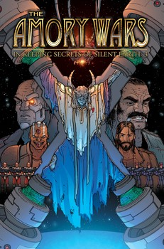 Amory Wars: In Keeping Secrets Of Silent Earth: 3 Vol. 2