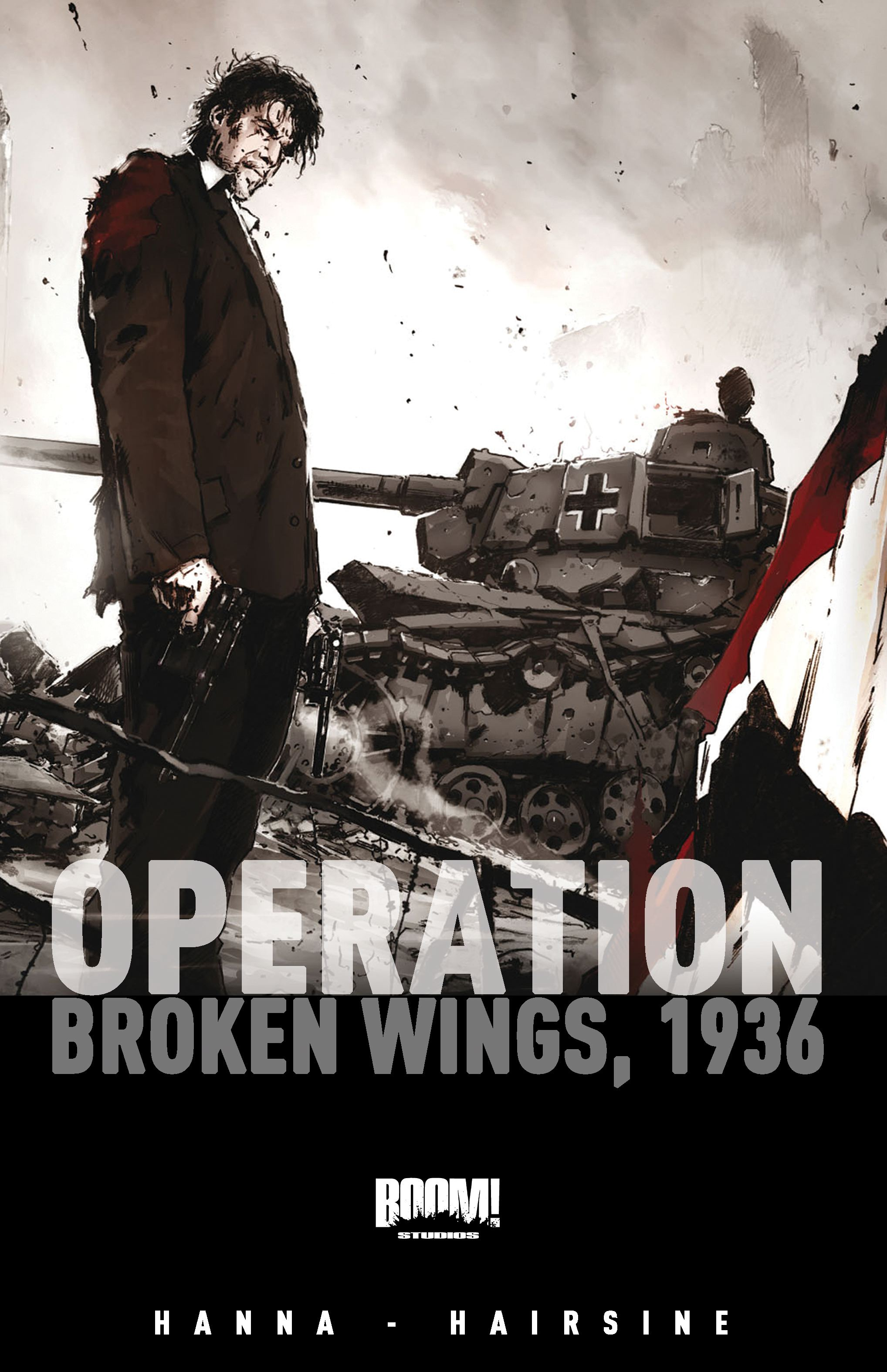 Operation broken wings 1936 9781608862672 hr