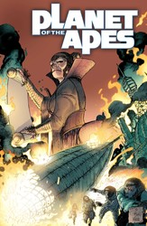 Planet of the Apes Vol. 3: Children of Fire