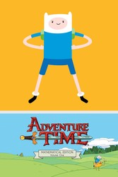 Adventure Time Vol. 1 Mathematical Edition