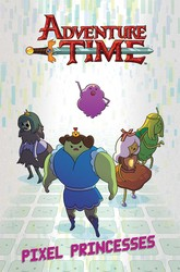 Adventure Time Original Graphic Novel Vol. 2: Pixel Princesses