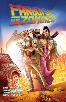 Fanboys Vs. Zombies Vol. 3