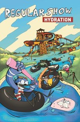 Regular Show Original Graphic Novel Vol. 1: Hydration