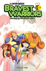Bravest Warriors Vol. 2