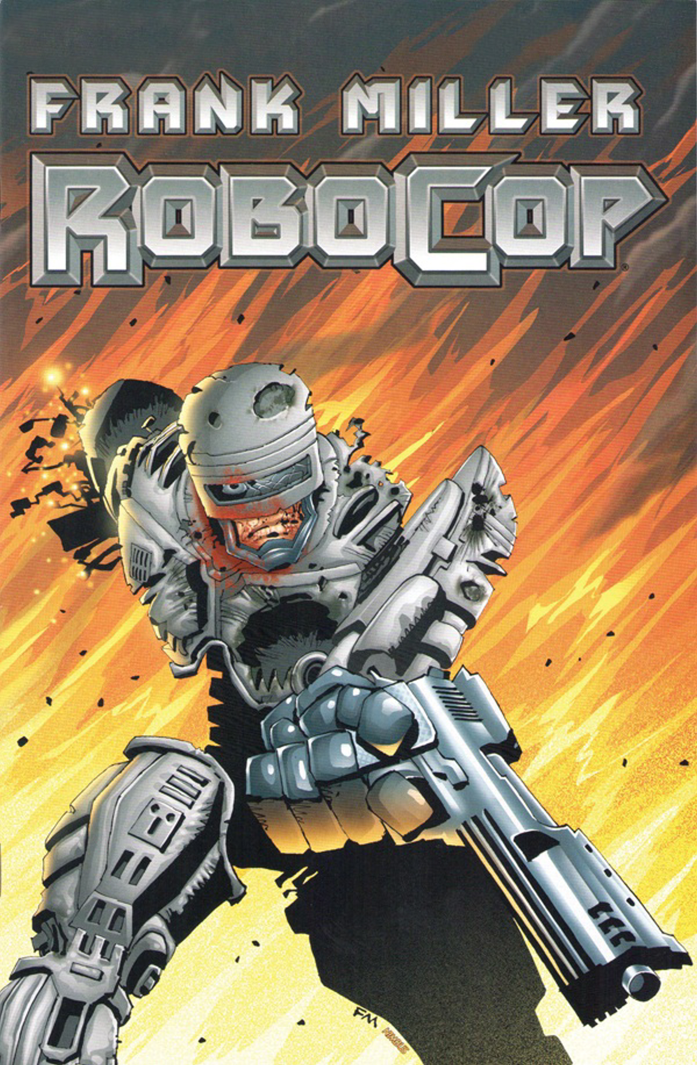 Robocop volume 1 9781608863754 hr