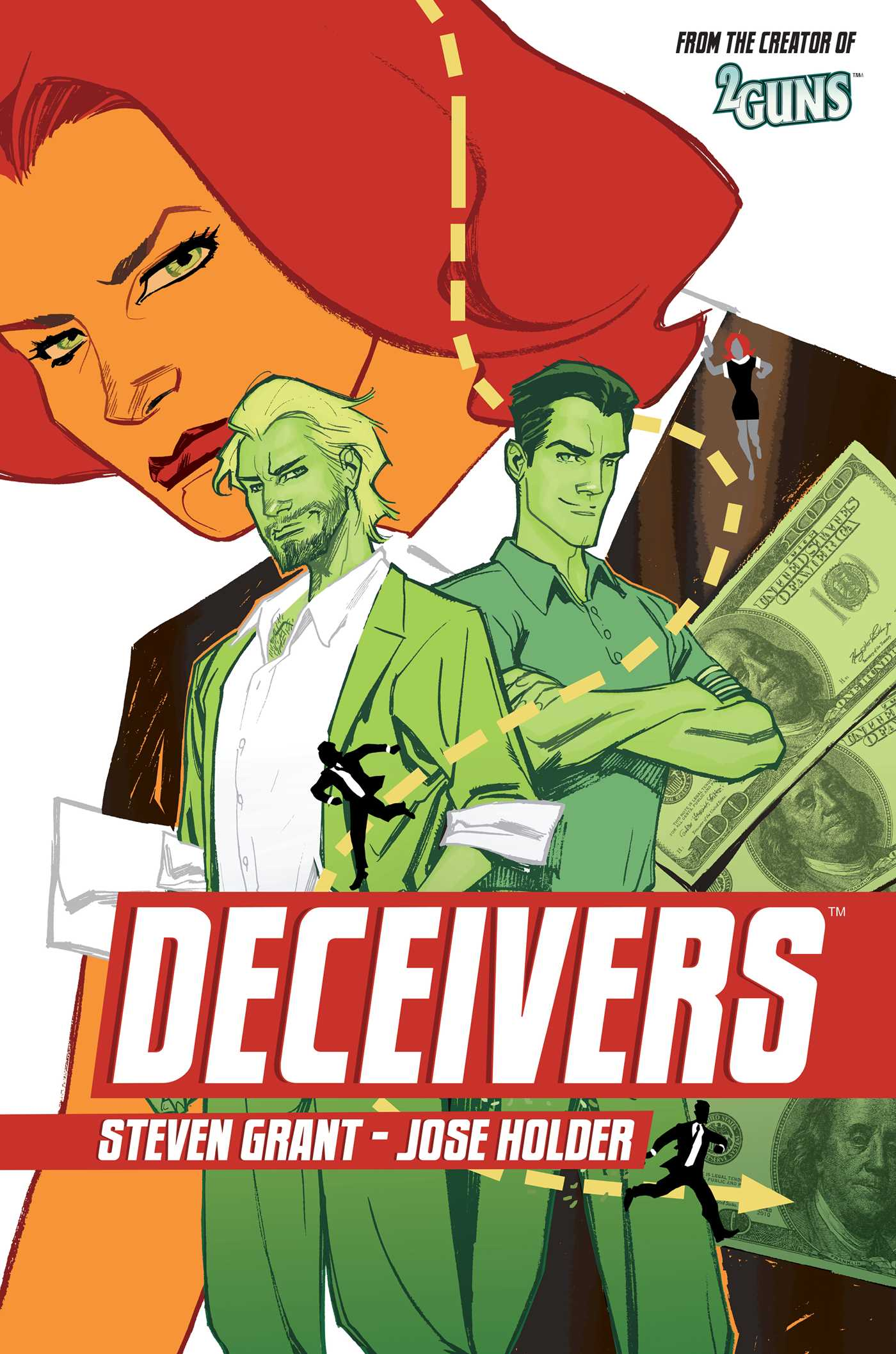 Deceivers 9781608864362 hr