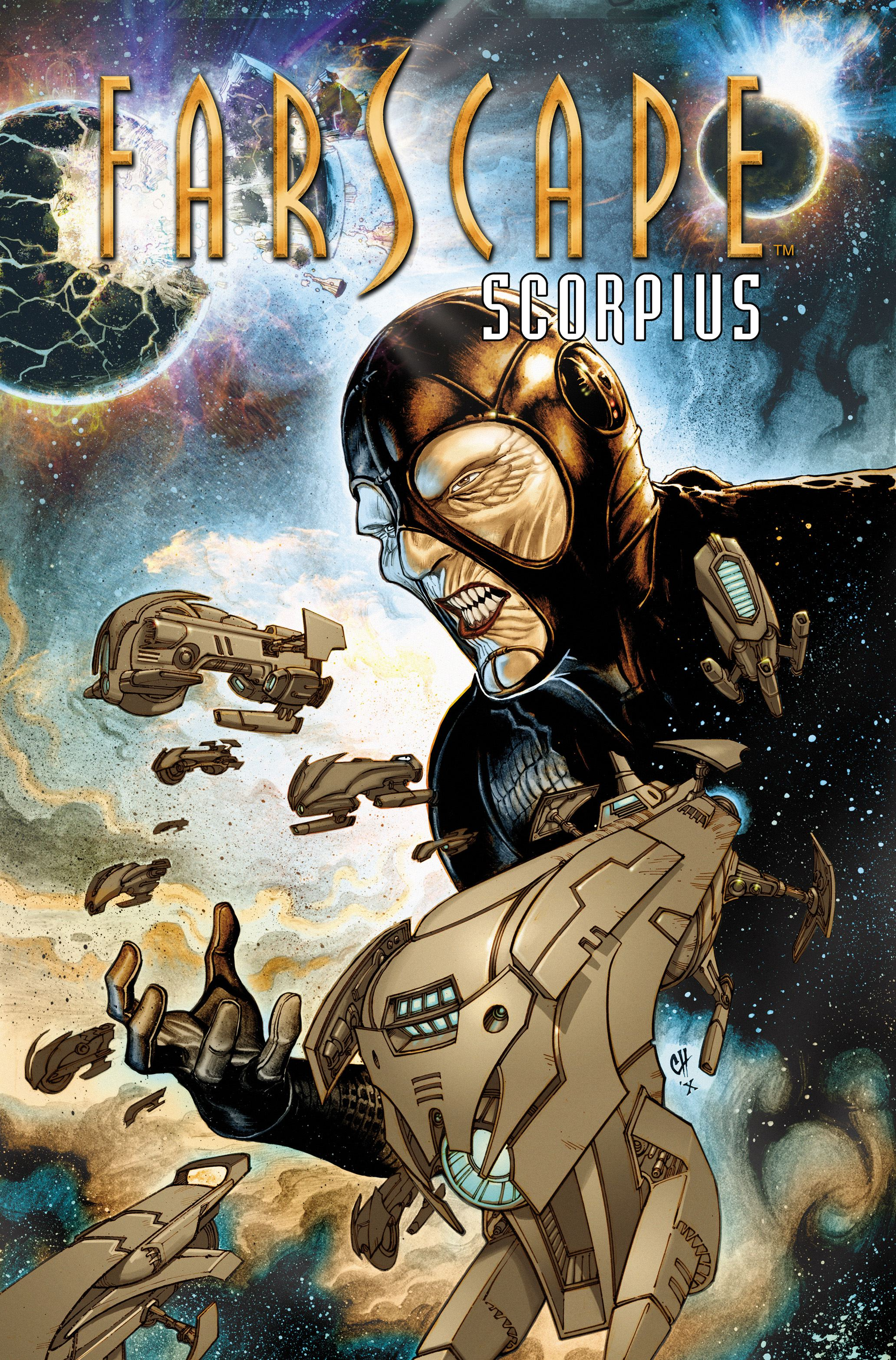 Farscape scorpius vol 2 9781608866175 hr