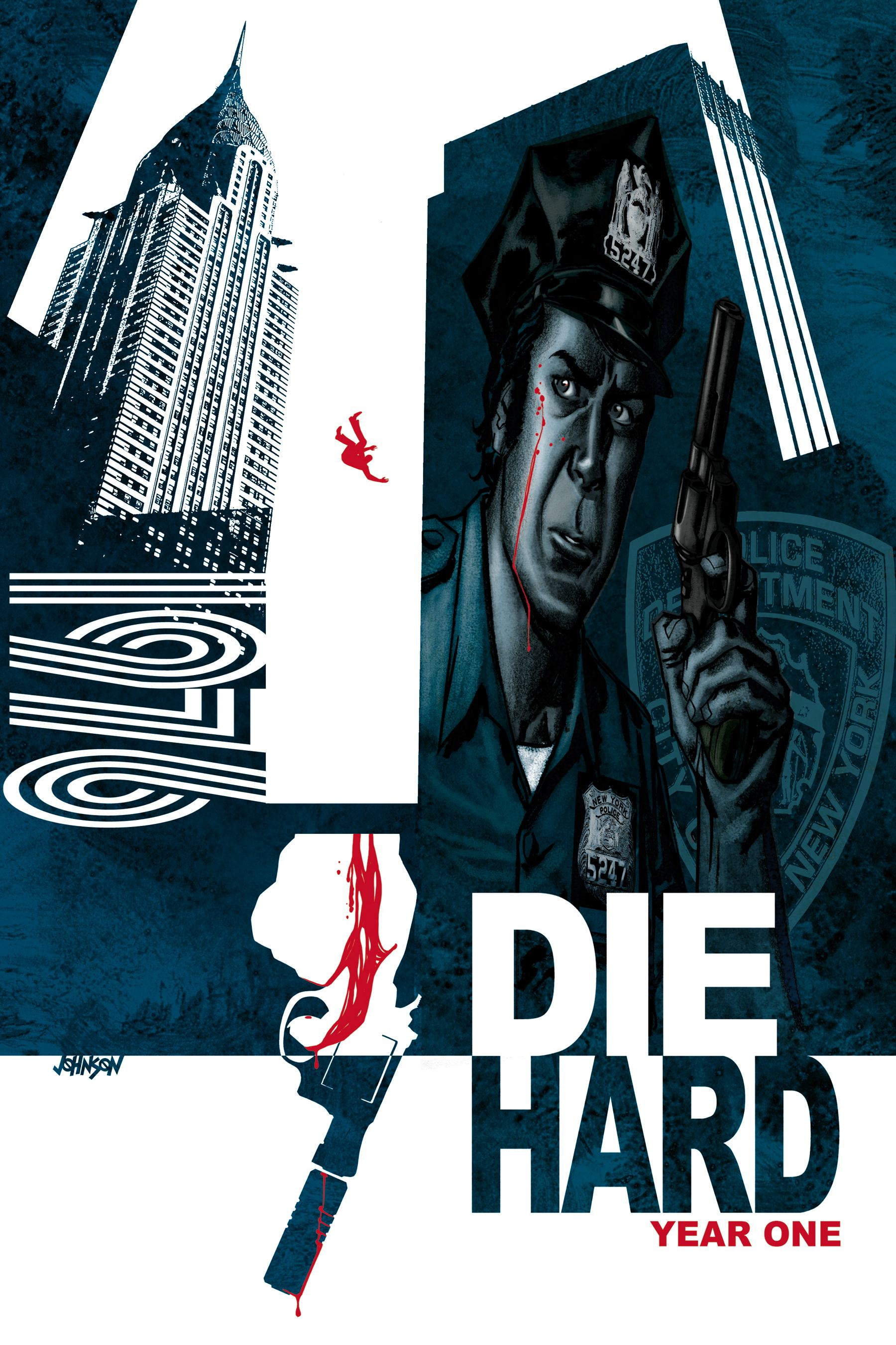 Die hard year one vol 1 9781608866236 hr