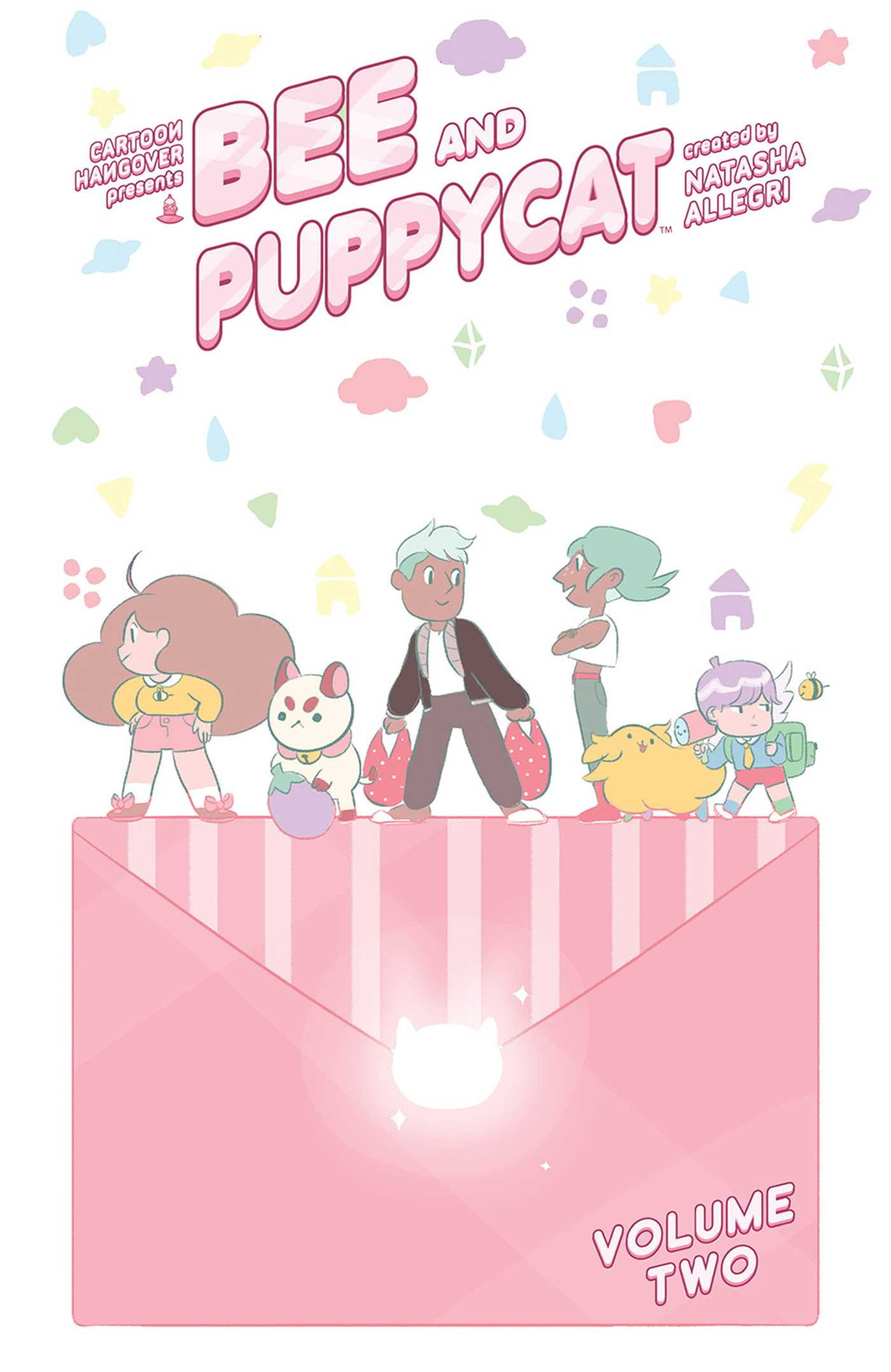 Bee puppycat vol 2 9781608867769 hr