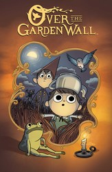 Over The Garden Wall: Tome of the Unknown