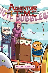Adventure Time Original Graphic Novel Vol. 8: President Bubblegum