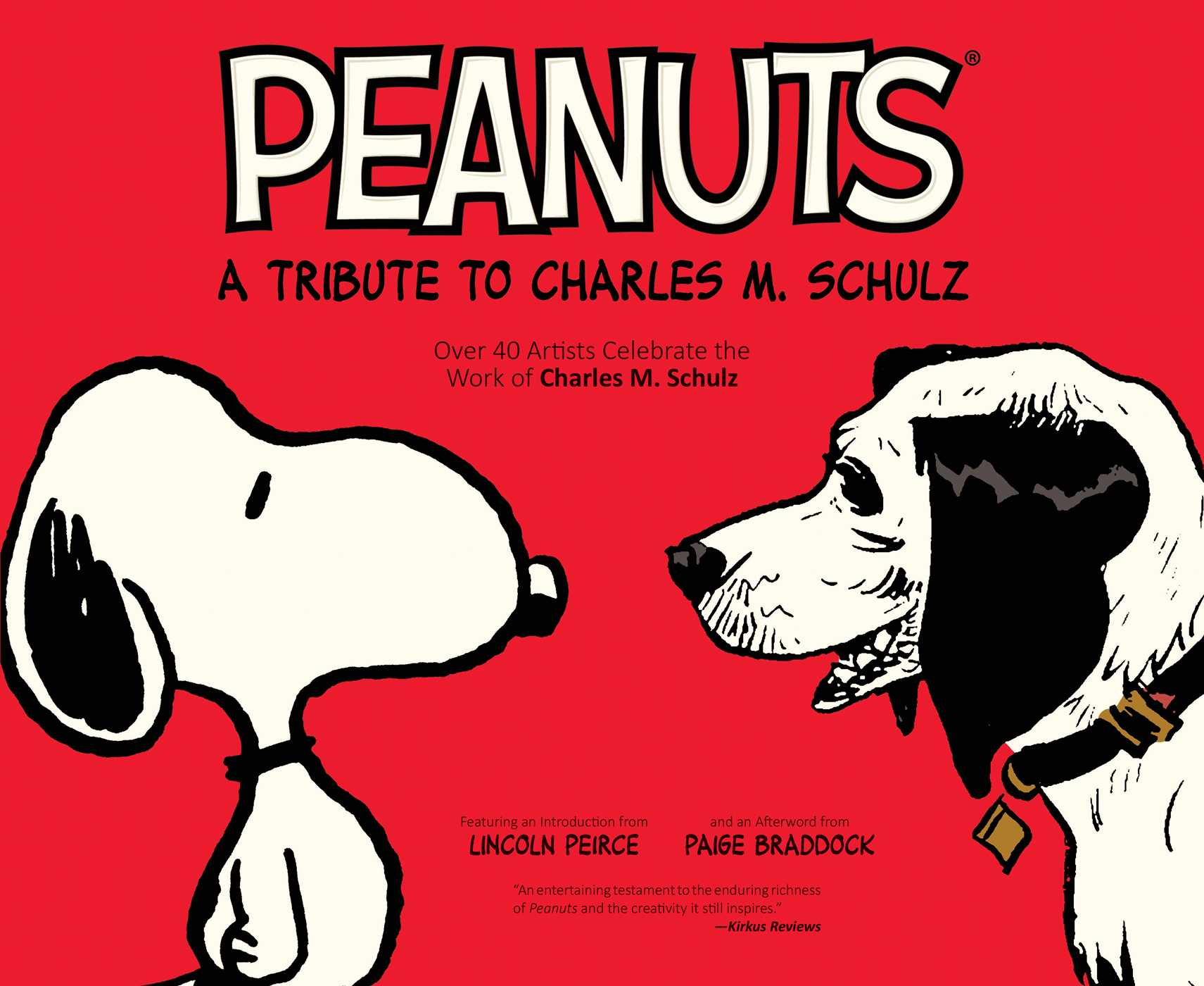 Peanuts A Tribute To Charles M Schulz Book By Charles