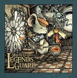 Mouse Guard: Legends of the Guard Box Set