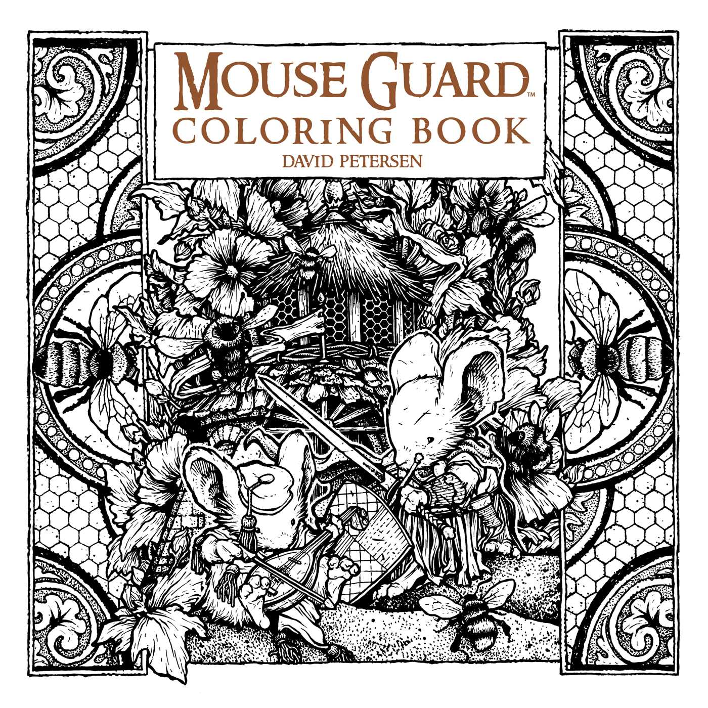 High Resolution Images Book Cover Image Jpg Mouse Guard Coloring