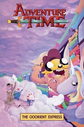 Adventure Time Original Graphic Novel Vol. 10: The Ooorient Express