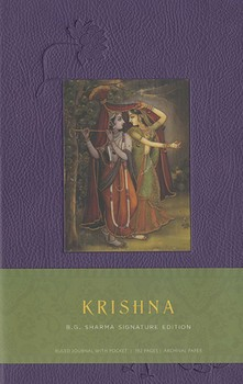 Krishna Hardcover Ruled Journal