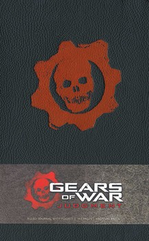 Gears of War Judgment Hardcover Ruled Journal (Large)
