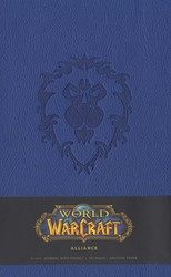 World of Warcraft Alliance Hardcover Blank Journal