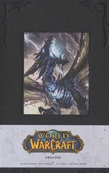 World of Warcraft Dragons Hardcover Blank Journal