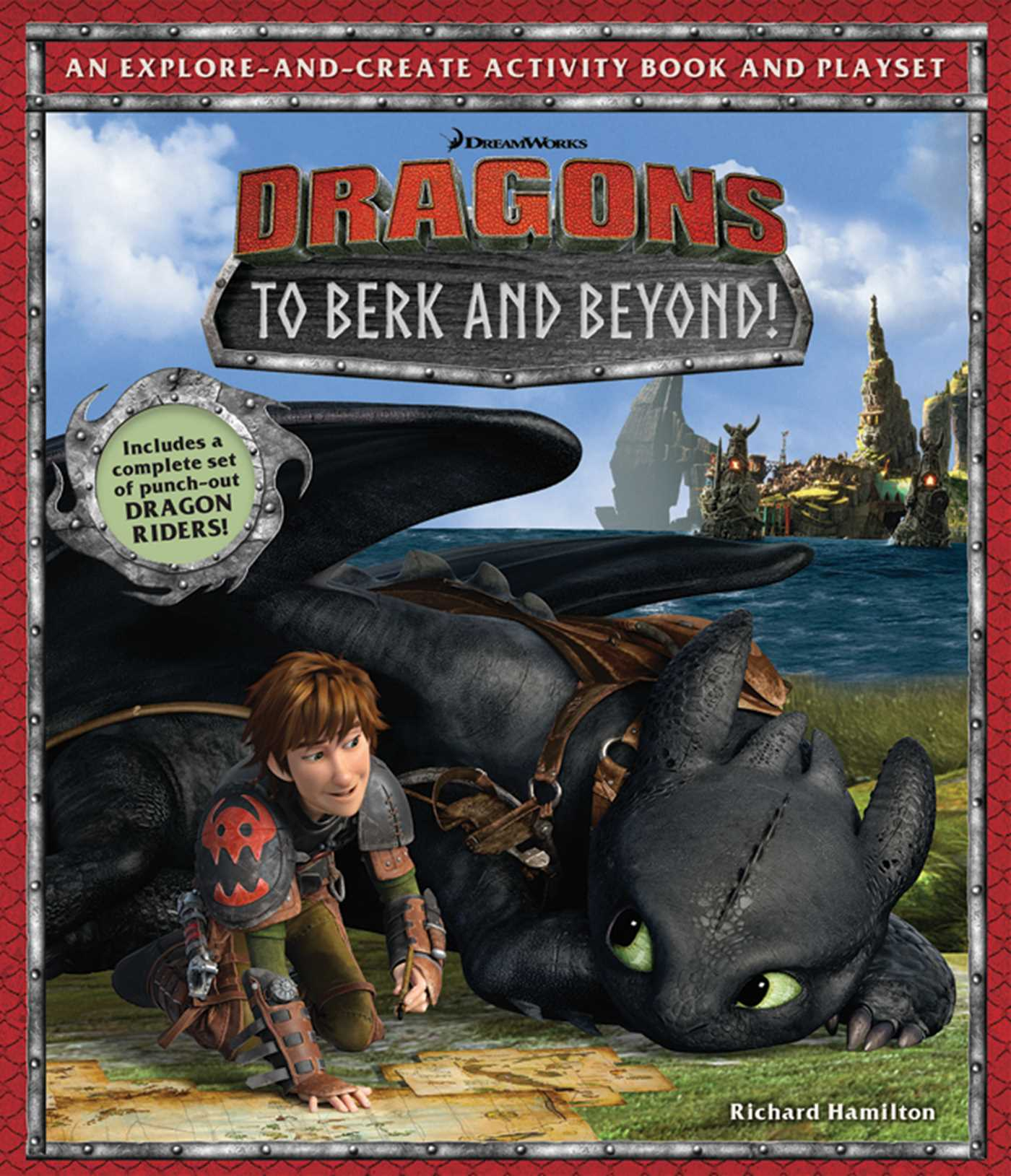 dreamworks dragons  to berk and beyond