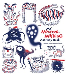 My Monster-Mashing Activity Book