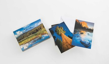 Ian Shive: The National Parks Blank Boxed Notecards