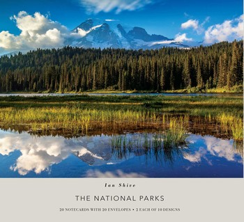 Ian Shive: The National Parks Notecards
