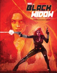 Marvel's The Black Widow: Creating the Avenging Super-Spy