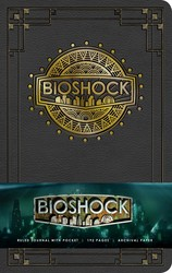 BioShock Hardcover Ruled Journal
