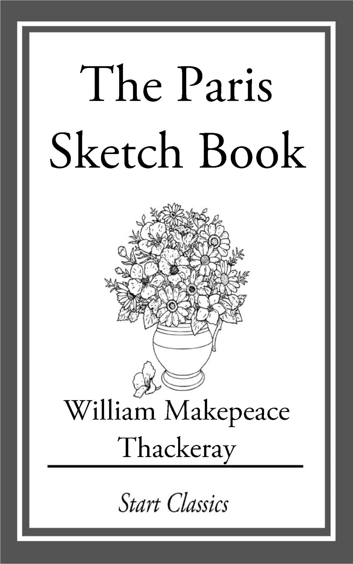 the paris sketch book ebook by william makepeace thackeray